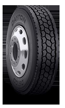 D610D Tires